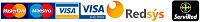 Mastercard Maestro Visa Visa Electron Redsys Servired
